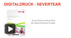 Video - Digitladruck Xerox Nevertear